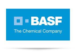 BASF Logo Turquoise
