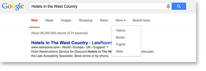 Hotel Marketing Video Search Result