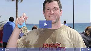 Rugby for Heroes Video with Mike Tindall