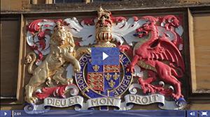 Sherborne School Video Splashscreen