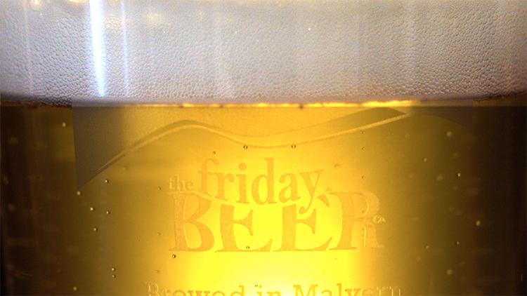 Crowdfunding Video - Friday Beer